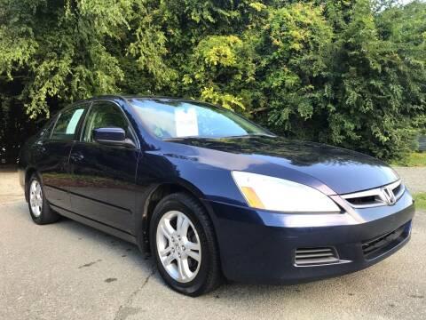 2007 Honda Accord for sale at Pristine AutoPlex in Burlington NC