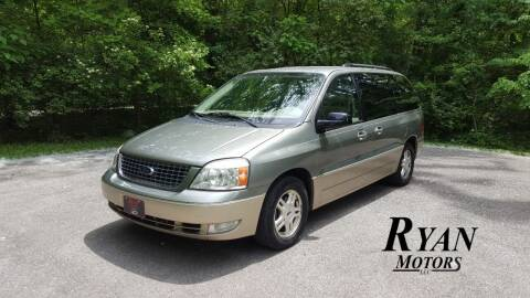 2004 Ford Freestar for sale at Ryan Motors LLC in Warsaw IN