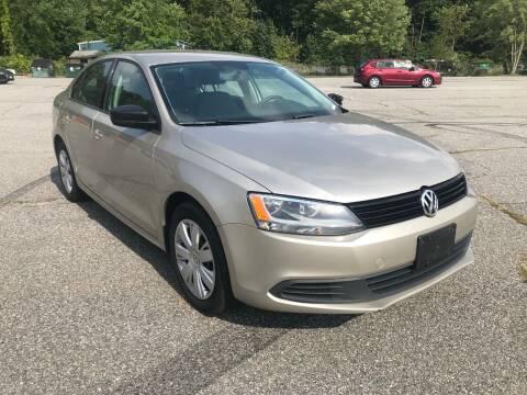 2012 Volkswagen Jetta for sale at Putnam Auto Sales Inc in Carmel NY