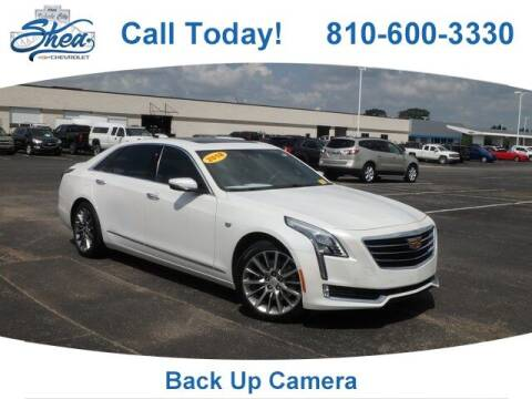 2018 Cadillac CT6 for sale at Erick's Used Car Factory in Flint MI