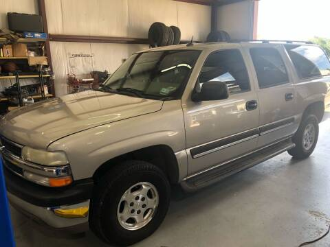 2005 Chevrolet Suburban for sale at Central Automotive in Kerrville TX