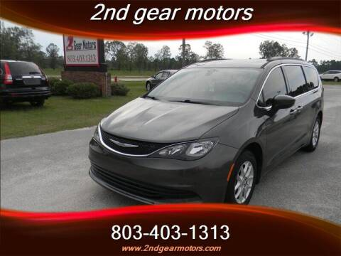 2017 Chrysler Pacifica for sale at 2nd Gear Motors in Lugoff SC