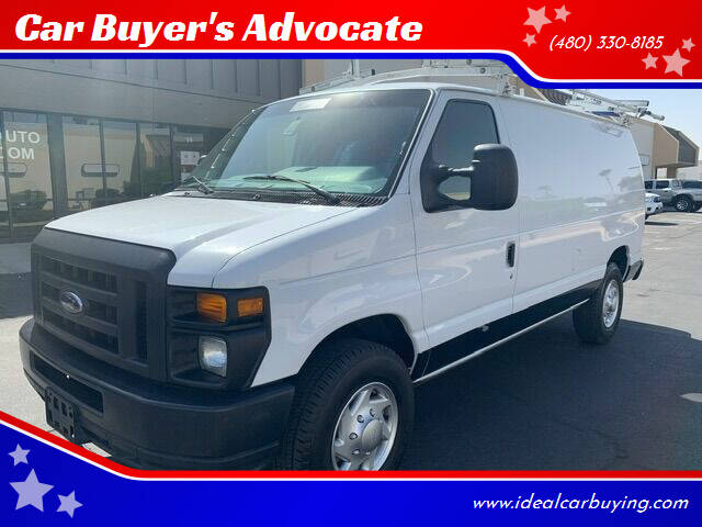 2013 Ford E-Series Cargo for sale at Car Buyer's Advocate in Phoenix AZ