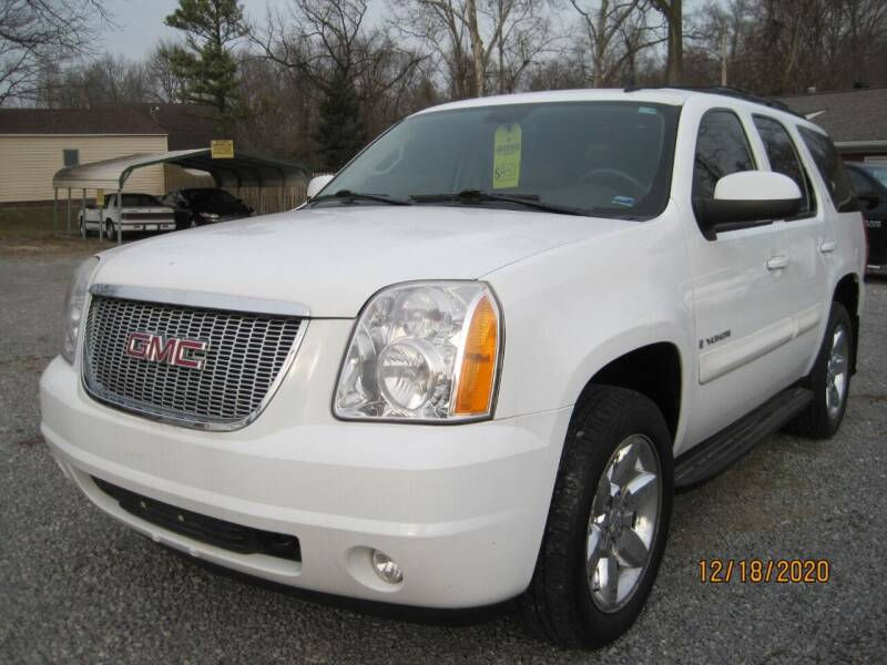 2009 GMC Yukon for sale at Lang Motor Company in Cape Girardeau MO