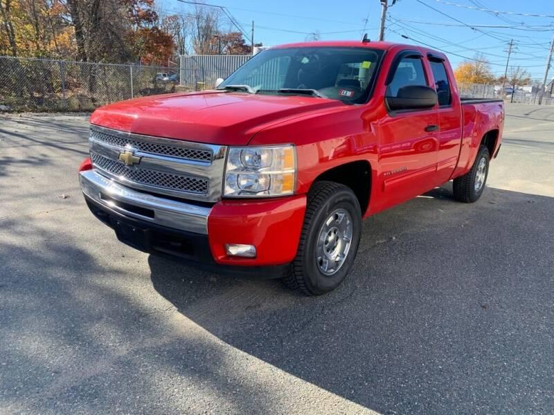 2011 Chevrolet Silverado 1500 for sale at Elite Pre-Owned Auto in Peabody MA