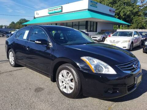 2011 Nissan Altima for sale at Action Auto Specialist in Norfolk VA