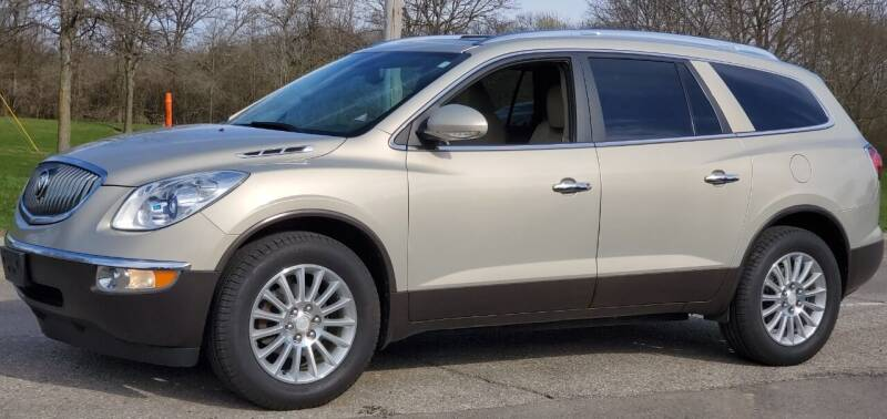 2012 Buick Enclave for sale at Superior Auto Sales in Miamisburg OH