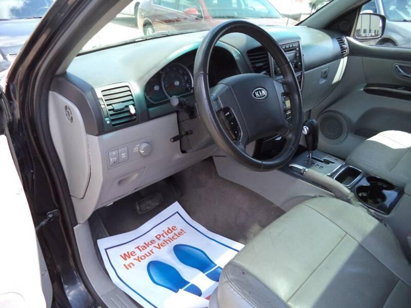2008 Kia Sorento EX 4dr SUV 4WD - Sioux City IA