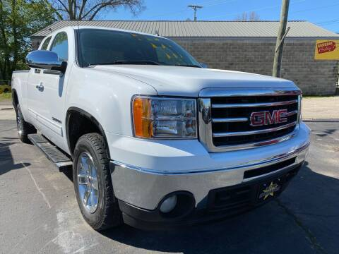 2013 GMC Sierra 1500 for sale at Auto Exchange in The Plains OH