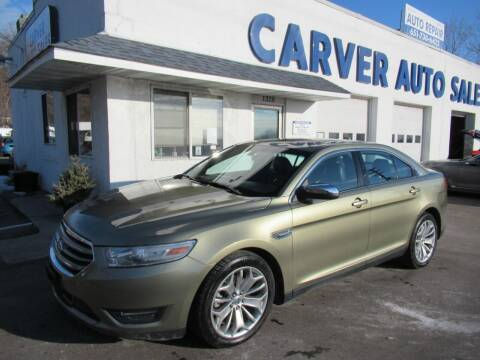2013 Ford Taurus for sale at Carver Auto Sales in Saint Paul MN