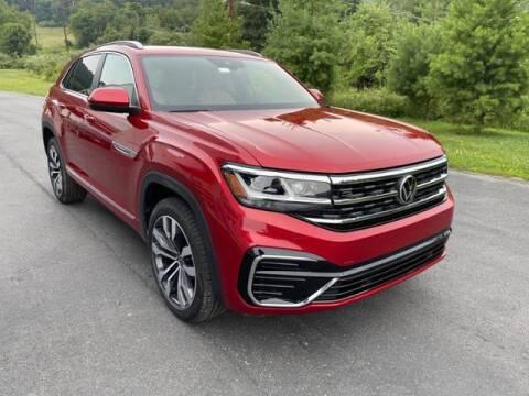2020 Volkswagen Atlas Cross Sport for sale at Hawkins Chevrolet in Danville PA