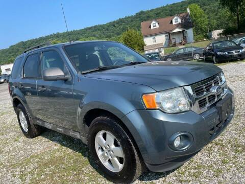 2010 Ford Escape for sale at Ron Motor Inc. in Wantage NJ