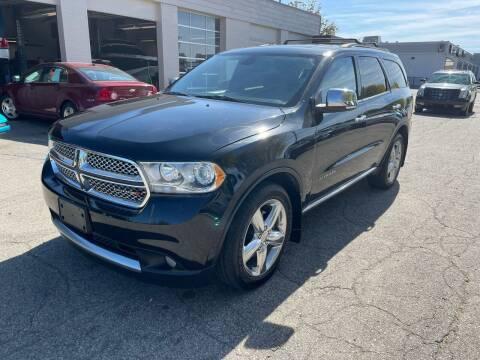 2012 Dodge Durango for sale at Dean's Auto Sales in Flint MI
