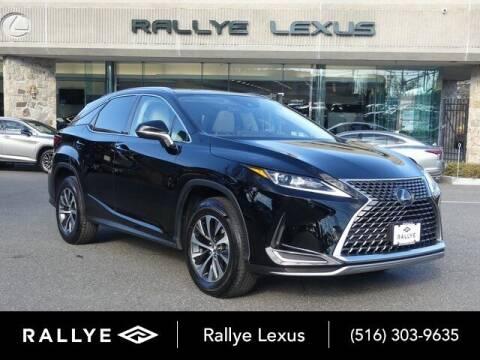 2020 Lexus RX 350 for sale at RALLYE LEXUS in Glen Cove NY