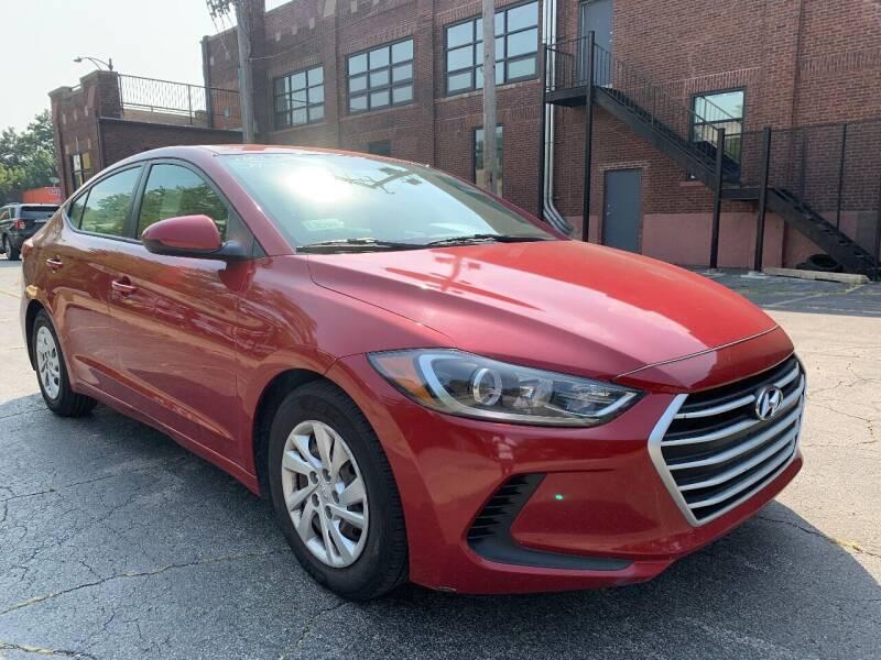 2017 Hyundai Elantra for sale at 540 AUTO SALES in Chicago IL