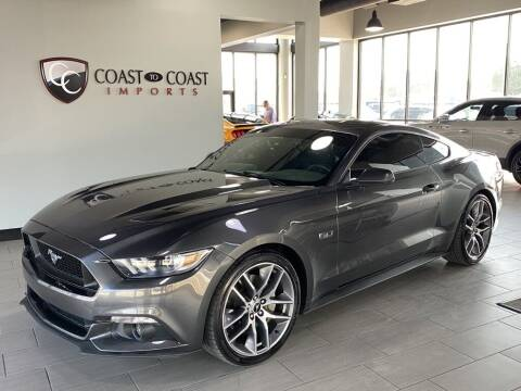 2017 Ford Mustang for sale at Coast to Coast Imports in Fishers IN