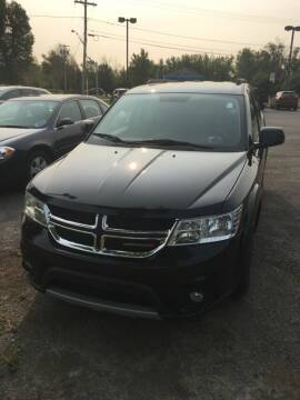 2012 Dodge Journey for sale at Hamburg Motors in Hamburg NY