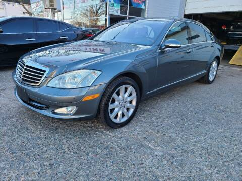 2008 Mercedes-Benz S-Class for sale at Devaney Auto Sales & Service in East Providence RI