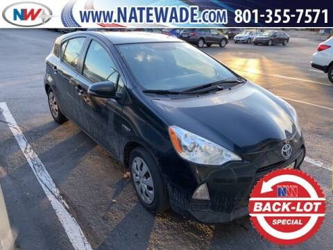 2014 Toyota Prius c for sale at NATE WADE SUBARU in Salt Lake City UT