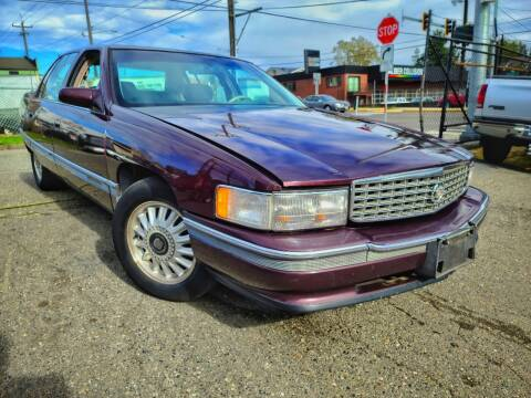 1994 Cadillac DeVille for sale at Paisanos Chevrolane in Seattle WA