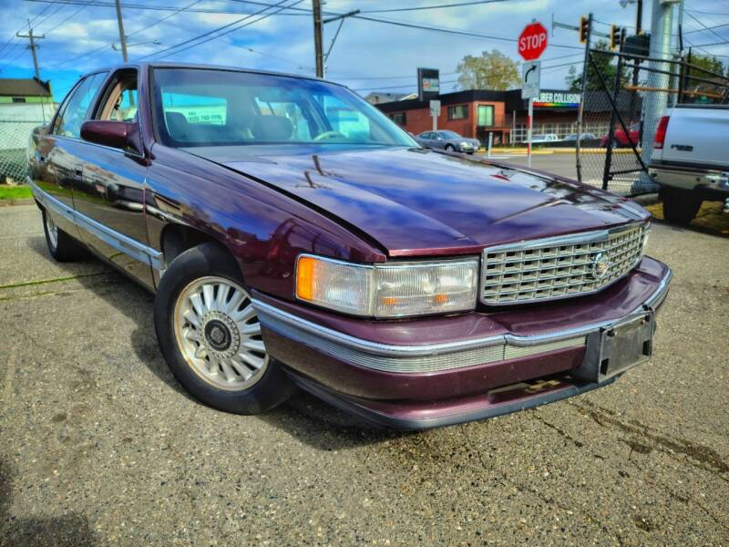 1994 Cadillac DeVille for sale at Paisanos Chevrolane in Seattle WA