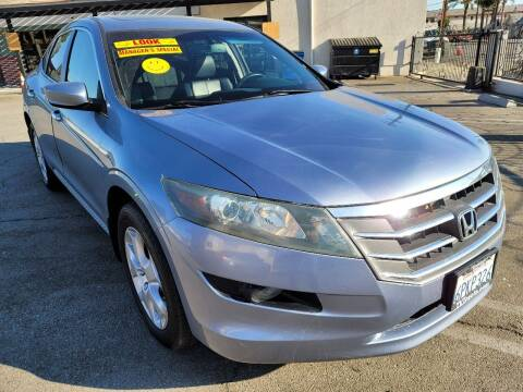 2010 Honda Accord Crosstour for sale at ZOOM CARS LLC in Sylmar CA