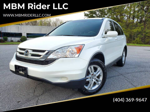 2010 Honda CR-V for sale at MBM Rider LLC in Alpharetta GA
