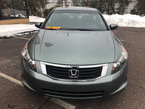 2009 Honda Accord for sale at Barry's Auto Sales in Pottstown PA