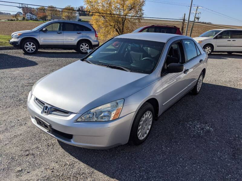 2004 Honda Accord for sale at Cub Hill Motor Co in Stewartstown PA