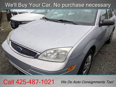 2007 Ford Focus for sale at Platinum Autos in Woodinville WA