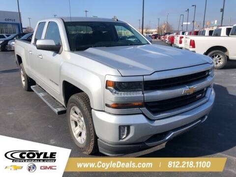 2017 Chevrolet Silverado 1500 for sale at COYLE GM - COYLE NISSAN in Clarksville IN