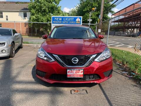 2019 Nissan Sentra for sale at Buy Here Pay Here Auto Sales in Newark NJ