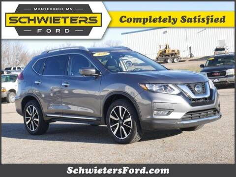 2020 Nissan Rogue for sale at Schwieters Ford of Montevideo in Montevideo MN