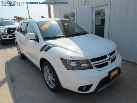 2015 Dodge Journey for sale at TWIN RIVERS CHRYSLER JEEP DODGE RAM in Beatrice NE