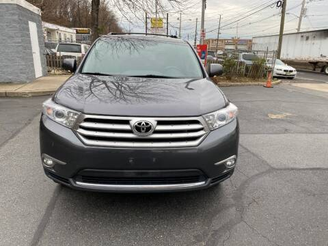 2012 Toyota Highlander for sale at Exotic Automotive Group in Jersey City NJ