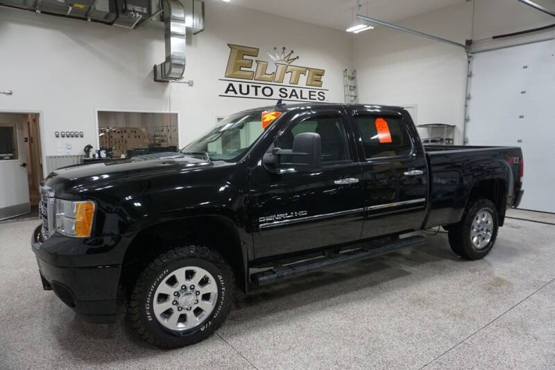 2014 GMC Sierra 3500HD for sale at Elite Auto Sales in Idaho Falls ID