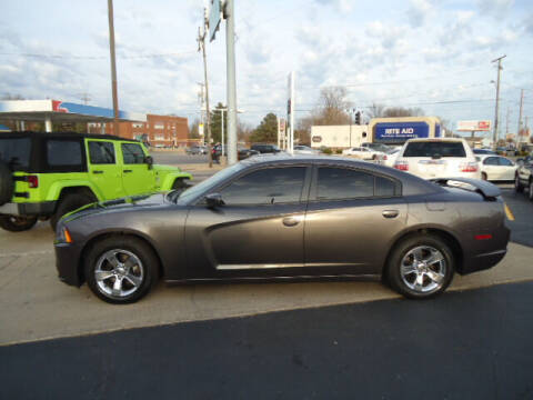 2014 Dodge Charger for sale at Tom Cater Auto Sales in Toledo OH