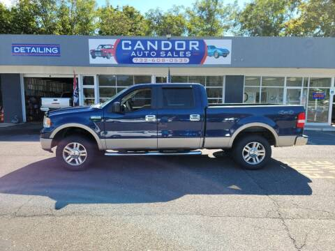2007 Ford F-150 for sale at CANDOR INC in Toms River NJ