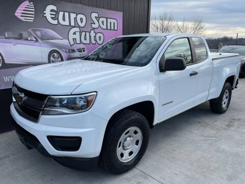 2016 Chevrolet Colorado for sale at Euro Auto in Overland Park KS
