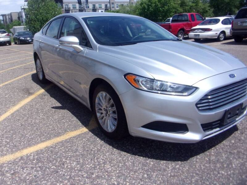 2013 Ford Fusion Hybrid for sale in Ramsey, MN