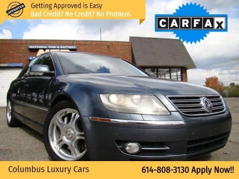2004 Volkswagen Phaeton for sale at Columbus Luxury Cars in Columbus OH