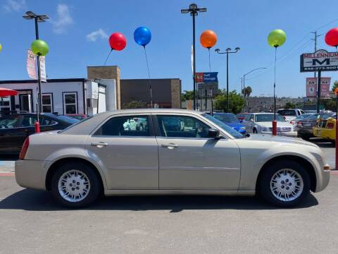 2006 Chrysler 300 for sale at MILLENNIUM CARS in San Diego CA