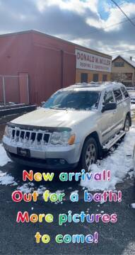 2015 Jeep Cherokee for sale at Sisson Pre-Owned in Uniontown PA