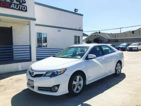 2013 Toyota Camry for sale at Fastrack Auto Inc in Rosemead CA