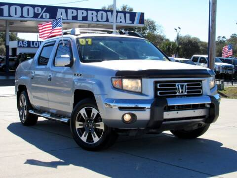 2007 Honda Ridgeline for sale at Orlando Auto Connect in Orlando FL