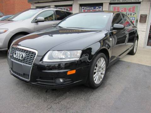 2008 Audi A6 for sale at DRIVE TREND in Cleveland OH