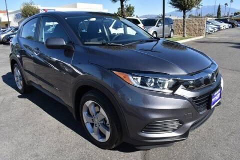 2021 Honda HR-V for sale at DIAMOND VALLEY HONDA in Hemet CA