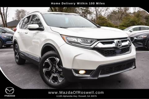 2018 Honda CR-V for sale at Mazda Of Roswell in Roswell GA