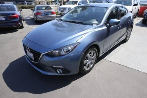 2015 Mazda MAZDA3 for sale at CARSTER in Huntington Beach CA