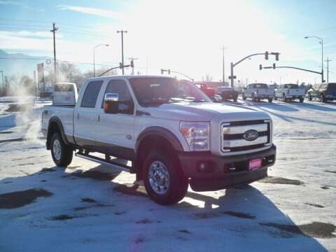 2015 Ford F-350 Super Duty for sale at West Motor Company in Hyde Park UT